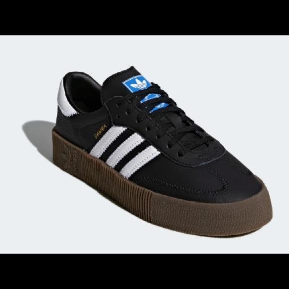 edfa2b2945f1 adidas Sambarose Sneakers